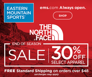 92b409659 Get 70% Off Eastern Mountain Sports Coupon Code Aug 2019