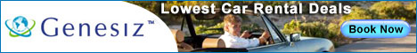 Lowest Car Rental Deals