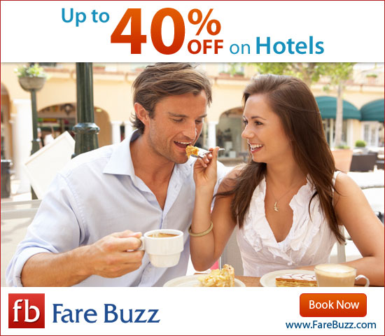 Save on Hotels from Fare Buzz!