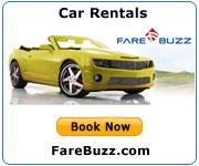 Deals on Car rentals
