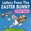 Personalized Letters From The Easter Bunny