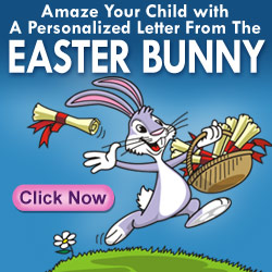 Package From The Easter Bunny - Only $12.99 + 10% OFF Coupon + Free Shipping
