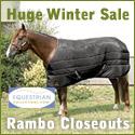 Rambo Blanket Closeouts - If it's on Sale, we've                   got it!