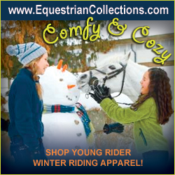 Shop Warm & Cozy for your Young Rider!