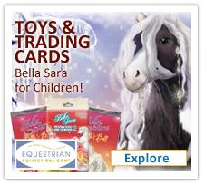 Sure to Please! Equestrian Trading Cards & Crafts from Bella Sara