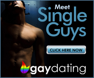 Gay Dating - Meet Other Single Guys