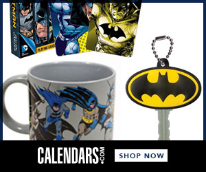 Shop Batman Products at Calendars.com Now!