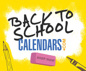 Shop Back to School at Calendars.com Now!