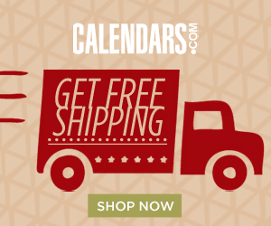 Shop Calendars.com Today!