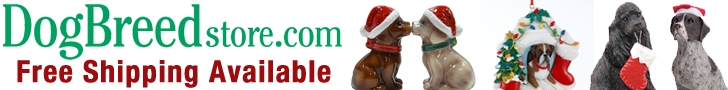 Shop Holiday Dog Breed Store Calendars and Gifts!