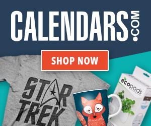Shop Gifts on Calendars.com