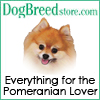 Gifts for Pomeranian Lovers at DogBreedStore.com