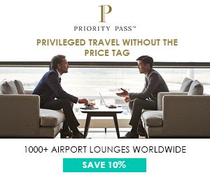 Priority Pass: a cool gift for someone traveling abroad