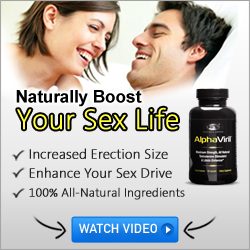 Naturally increase your sex drive and performance with AlphaViril