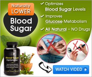 Blood Sugar Optimizer