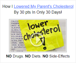 lowering cholesterol naturally