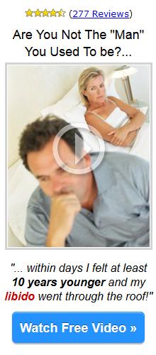 Increase Libido! Enjoy a Healthy Sex life again!