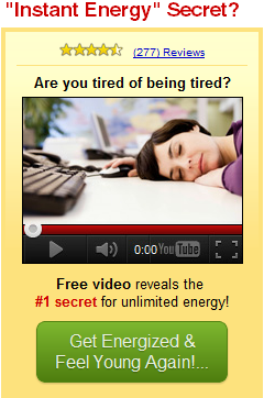 Are you Tired of being Tired??