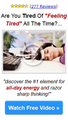 Feel energized and focused