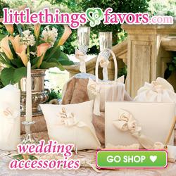 Wedding Accessories FAVORS