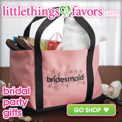Bridesmaids & Groomsmen Gifts