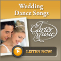 Wedding dance songs