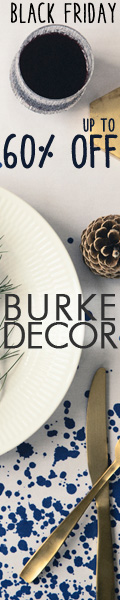 Holiday decor at Burkedecor.com