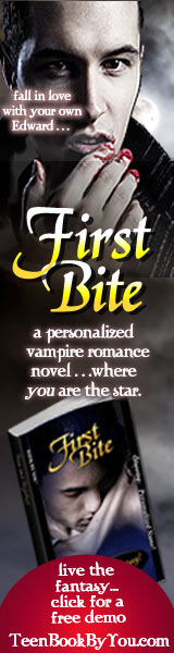 Personalized Teen Novel - First Bite