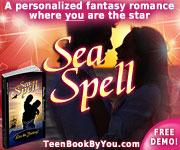 Personalized Teen Fantasy Romance Novel