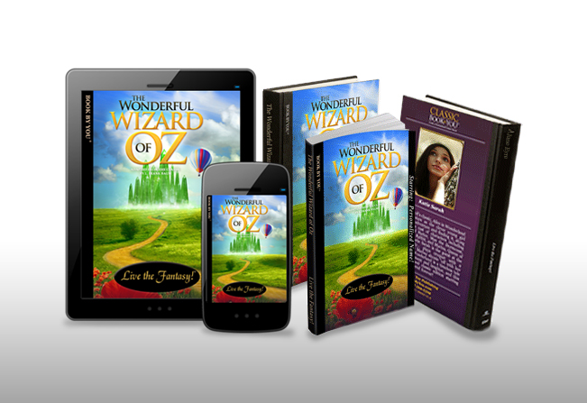 Personalized Edition of The Wizard of Oz