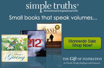 shop for inspirational books from simpletruths.com