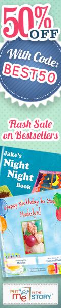 50 Off Best Seller Flashsale 120x600