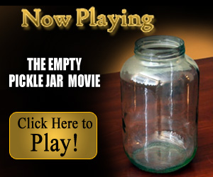 The Empty Pickle Jar inspirational video from simpletruths.com