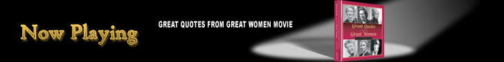 Great Quotes from Great Women inspirational video from simpletruths.com