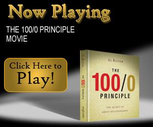 The 100/0 Principle Movie