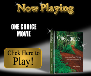 One Choice inspirational video from simpletruths.com