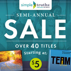 Simple Truths Clearance 40 Titles Starting at $5
