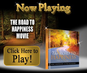 The Road to Happiness inspirational video from simpletruths.com