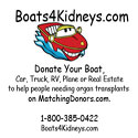Donate Boat