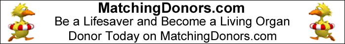 matchingdonors coupon