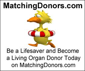 MatchingDonors.com