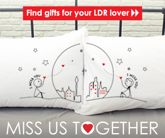 Couples pillows distance for long The 5