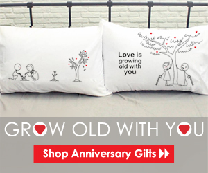 BoldLoft Anniversary Gifts for Couples