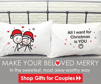 BOLDLOFT Couple Gifts for Christmas