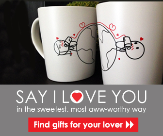 BOLDLOFT Long Distance Love Gift Ideas