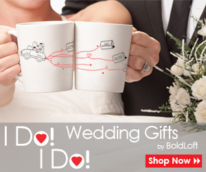 BoldLoft's I Do! I Do! Wedding Gifts