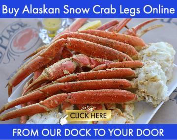 Buy Alaskan Snow Crab Legs Online