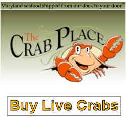 Buy Live Crabs