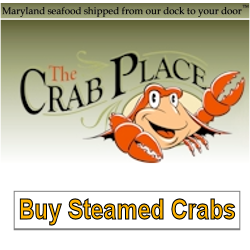 Buy Steamed Crabs
