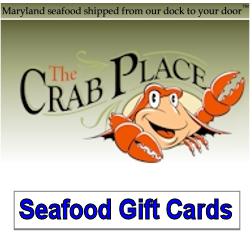 Seafood Gift Cards